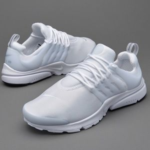 Nike Shoes New In Box All White Air Presto Size 9 Poshmark